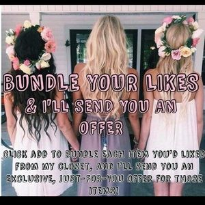 Dresses & Skirts - Bundle for a private offer!